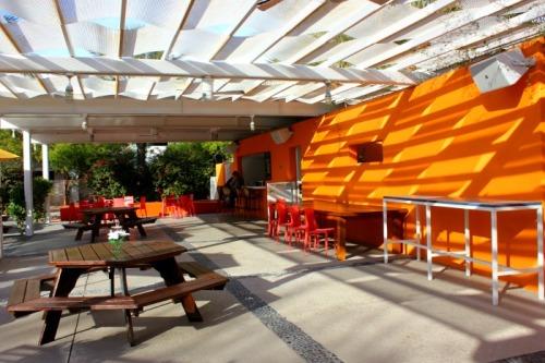 Scottsdale - Saguaro patio