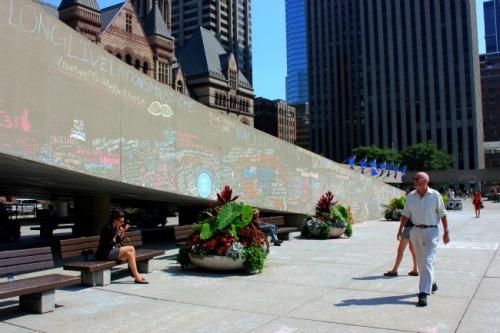 Toronto - graffiti RIP Jack