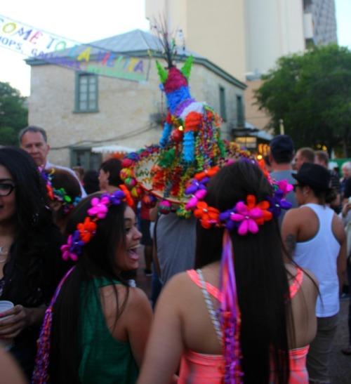 San Antonio - fiesta style