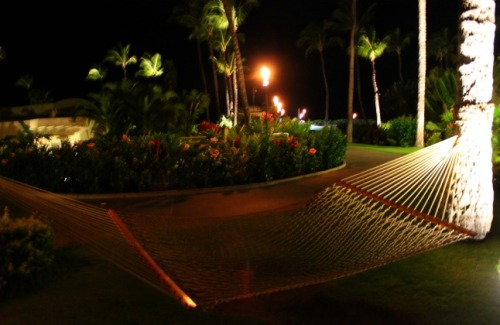 Maui - Fairmont hammock