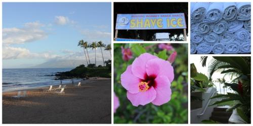 Maui - Fairmont morning view