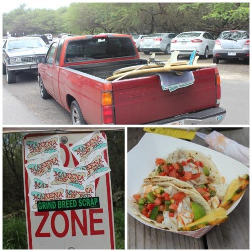 Maui - Makena taco afternoon