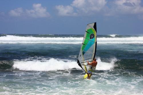 Maui - Ho'okapi windsurf 1