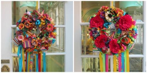 San Antonio - fiesta wreaths
