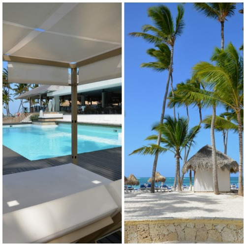 Dominican Republic - Melia pool and beach
