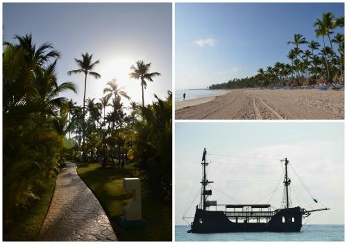 Dominican Republic - Punta Cana morning walk