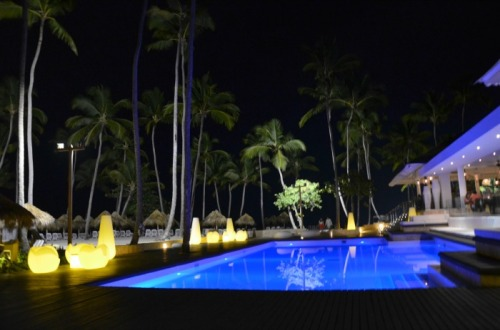 Dominican Republic Melia the level pool