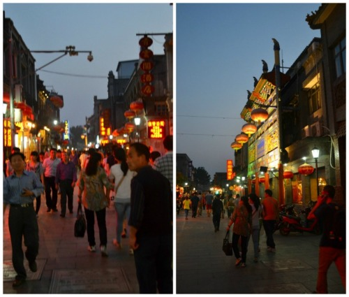 China - Beijing Dashilan St a