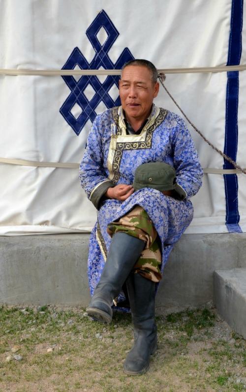 Inner Mongolia - farmer