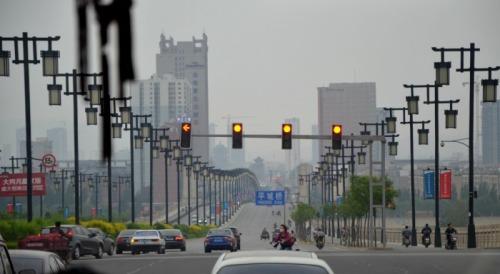 china - datong freeway