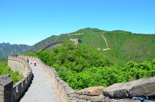 China - Great Wall view a