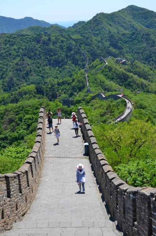 China - Great Wall view