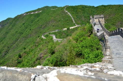 China - Great Wall view