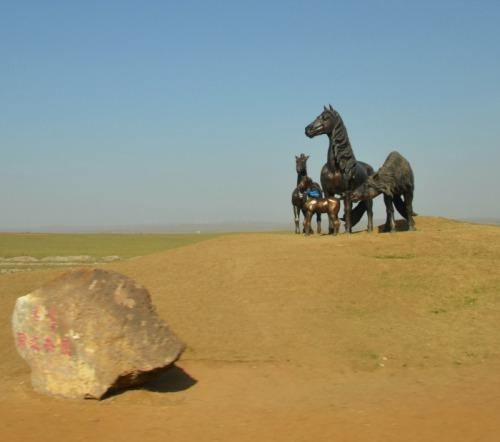 China - Inner Mongolia horses