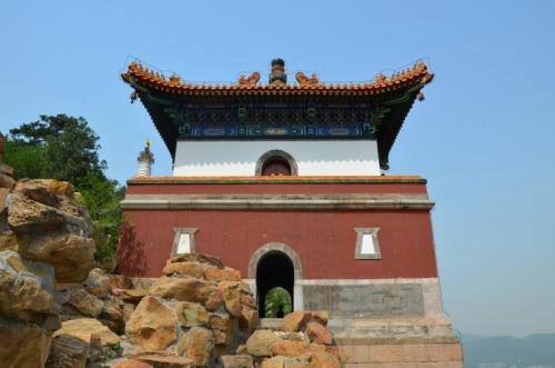 China - Summer Palace Longevity Hill top