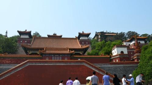 China - Summer Palace entry b