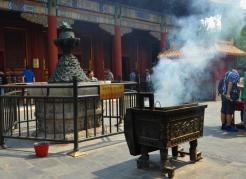Y incense
