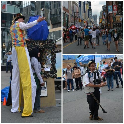 Toronto - Buskerfest