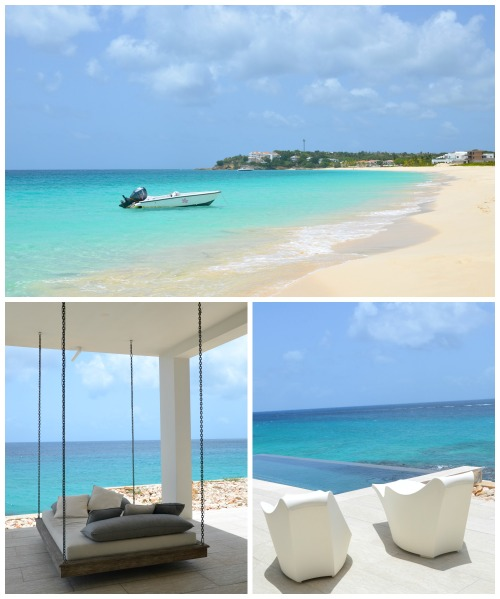 Anguilla - idyllic Barnes Bay