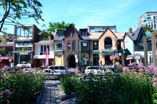 Toronto - Cumberland park