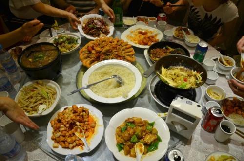 Beijing - first feast