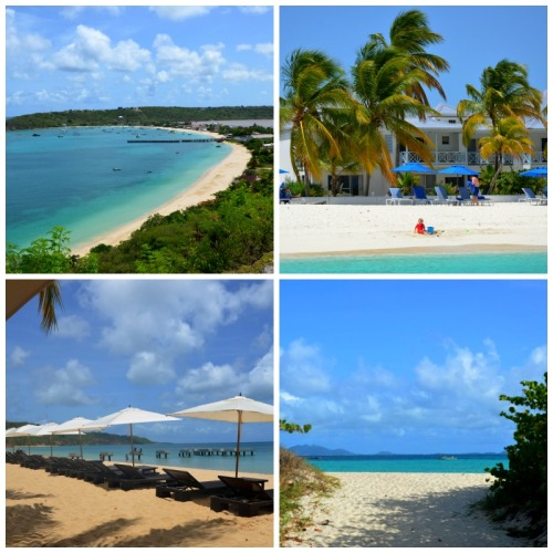 Anguilla - four beaches