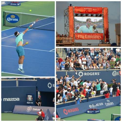 Toronto - Rogers Cup at Rexall 2