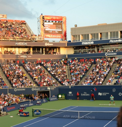Toronto - Rogers Cup Rexall 3