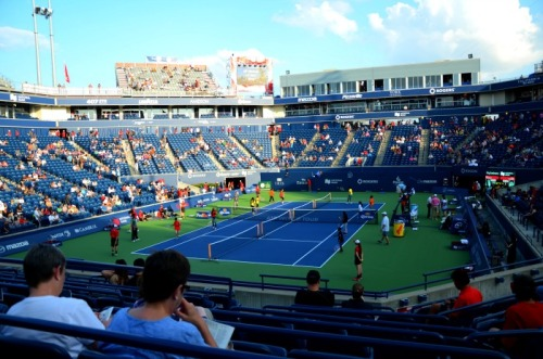 Toronto - Rogers Cup at Rexall