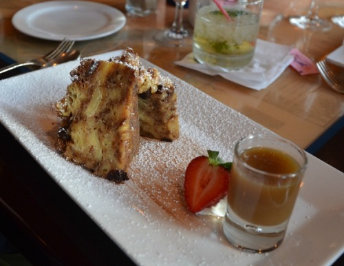 Alabama - Grand Marriott bread pudding