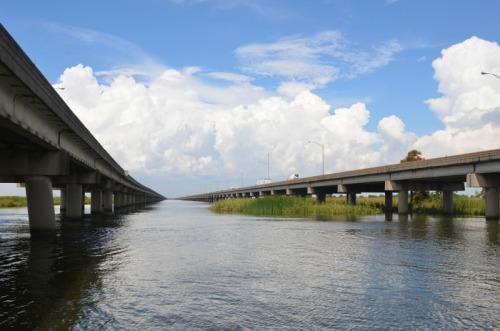 Alabama - Mobile Bay causeway