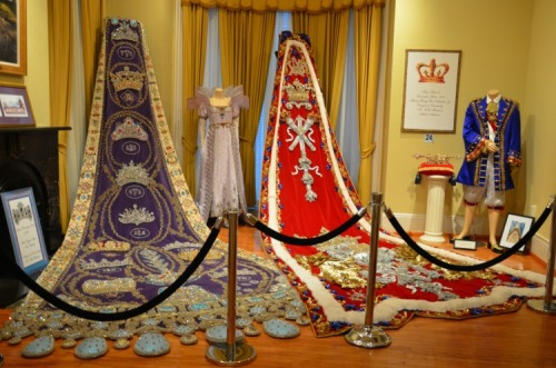 Alabama - Carnival Museum capes