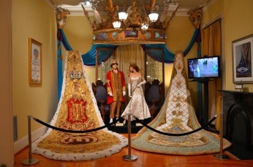 Alabama - Carnival Museum royalty