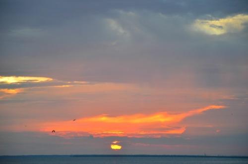Alabama - Gulf  sunset
