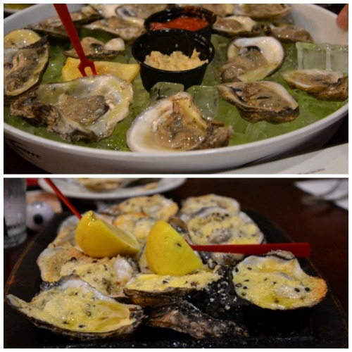Alabama - Mobile Laps oysters