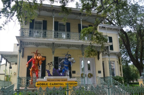 Alabama - Mobile Carnival Museum