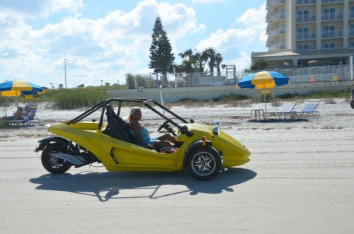 Florida - daytona beach buggy