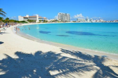 Mexico - Club Med Cancun beach