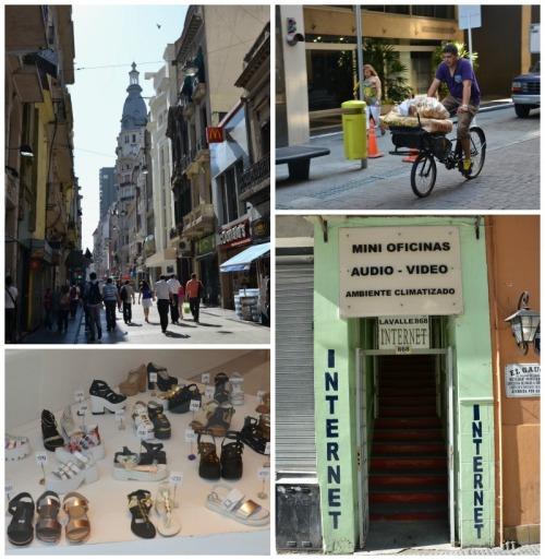 Buenos Aires - morning walk a
