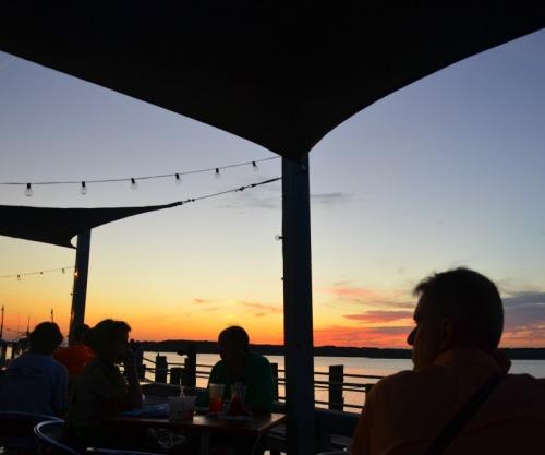 South Carolina - HHI sunset at Hudsons