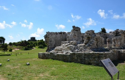 Mexico - Tulum site