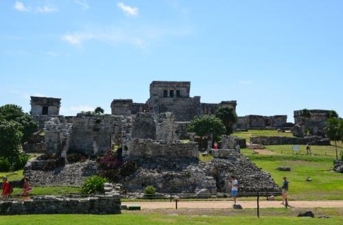Mexico - Tulum temple