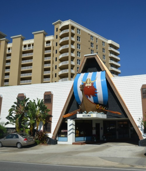 Floriday - Daytona viking motel