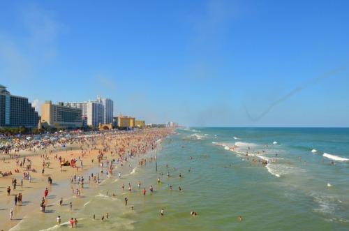 Florida - Daytona wings and waves