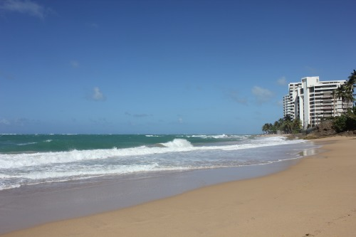 Puerto Rico - beach afternoon 001