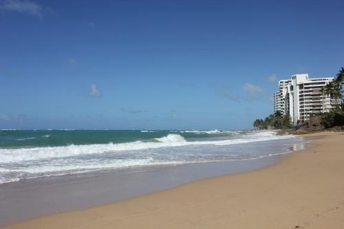 Puerto Rico - beach afternoon 001