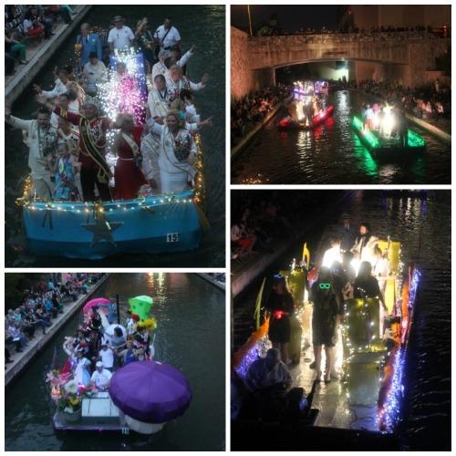 San Antonio - fiesta a