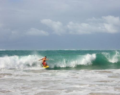 Puerto Rico - Condado surf 5