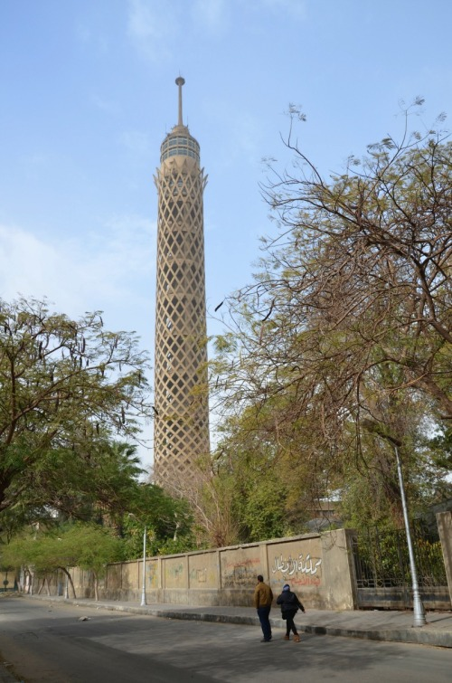 Egypt - Cairo Tower